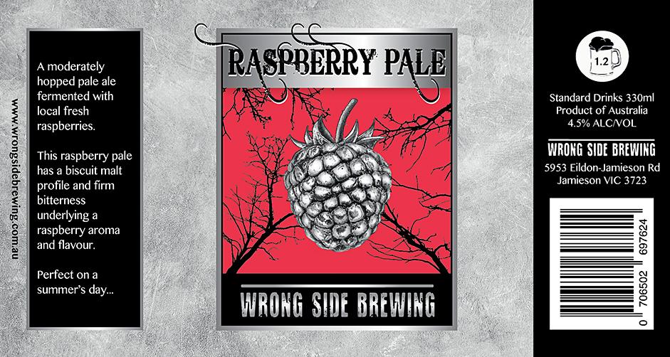 Raspberry-Pale